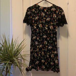 (S) floral dress